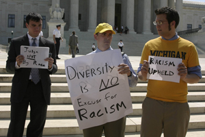 Affirmative Action faces debate