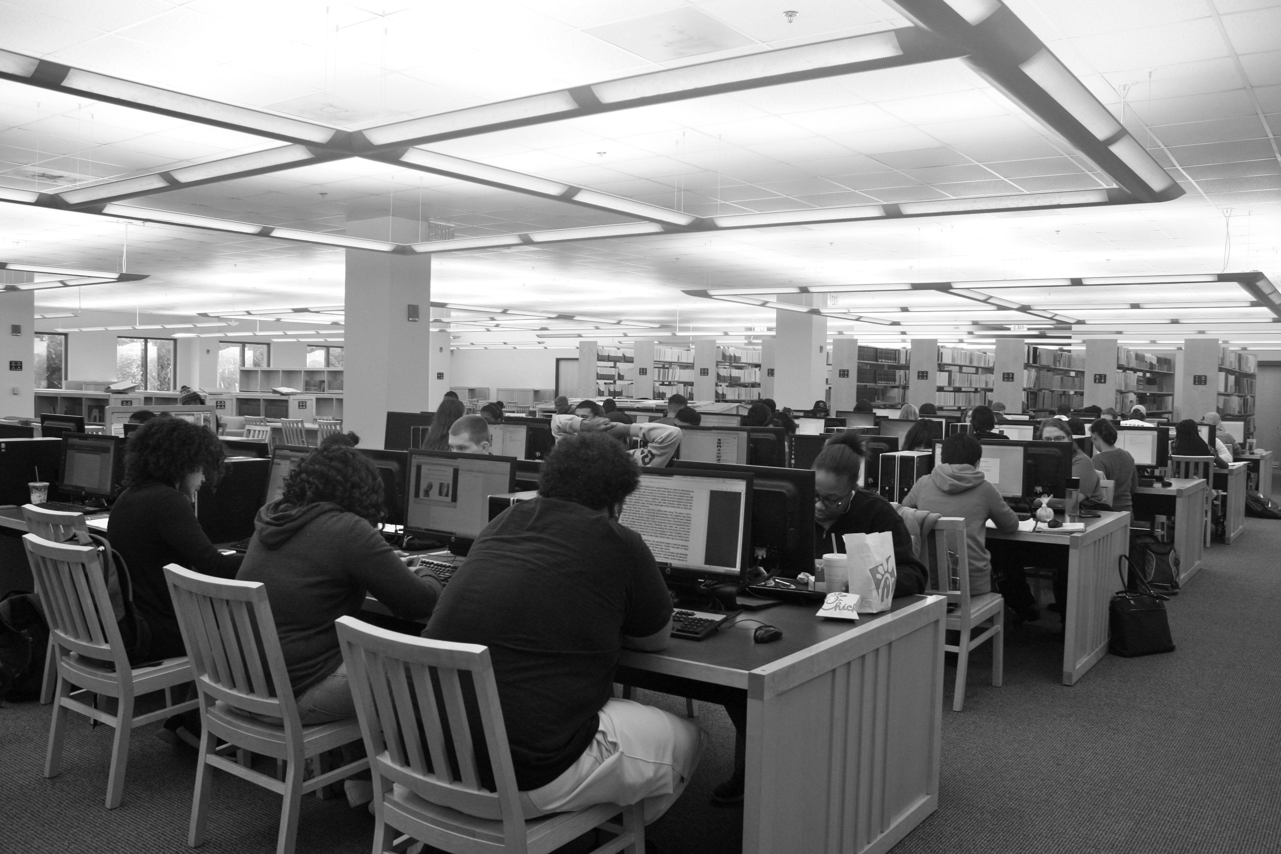 Odum Computer Lab