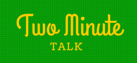 Two Minute Talk with Kyle Denslow