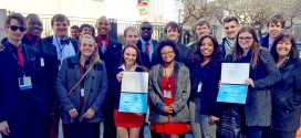 Model United Nations places highs at national competition