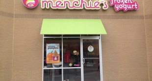 Menchies opened up in Sept. of this year at the Valdosta mall. To promote their business, they gave out free frozen yogurt at VSU's The Happening with flavors like red velvet cake.