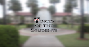 Voices of the Students Header