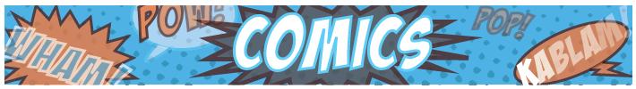 Games Corner: Comics