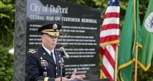 Maj. Gen Kenneth R. Dahl, formerly the deputy commanding general of I Corps at Joint Base Lewis-McChord, in the summer of 2014 conducted the Army's investigation into why Sgt. Bowe Bergdahl deserted from a small outpost in Afghanistan. (Drew Perine/Tacoma News Tribune/TNS)