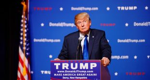 Donald Trump New Hampshire Town Hall on August 19th, 2015 at Pinkerton Academy in Delaware. (Photo Credit: Flickr)