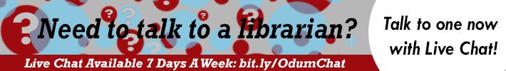 Odum Library - 3-30-17