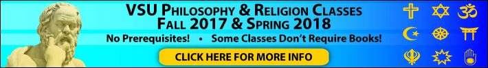 Interested in Philosophy and Religious Studies Courses? Click Here!