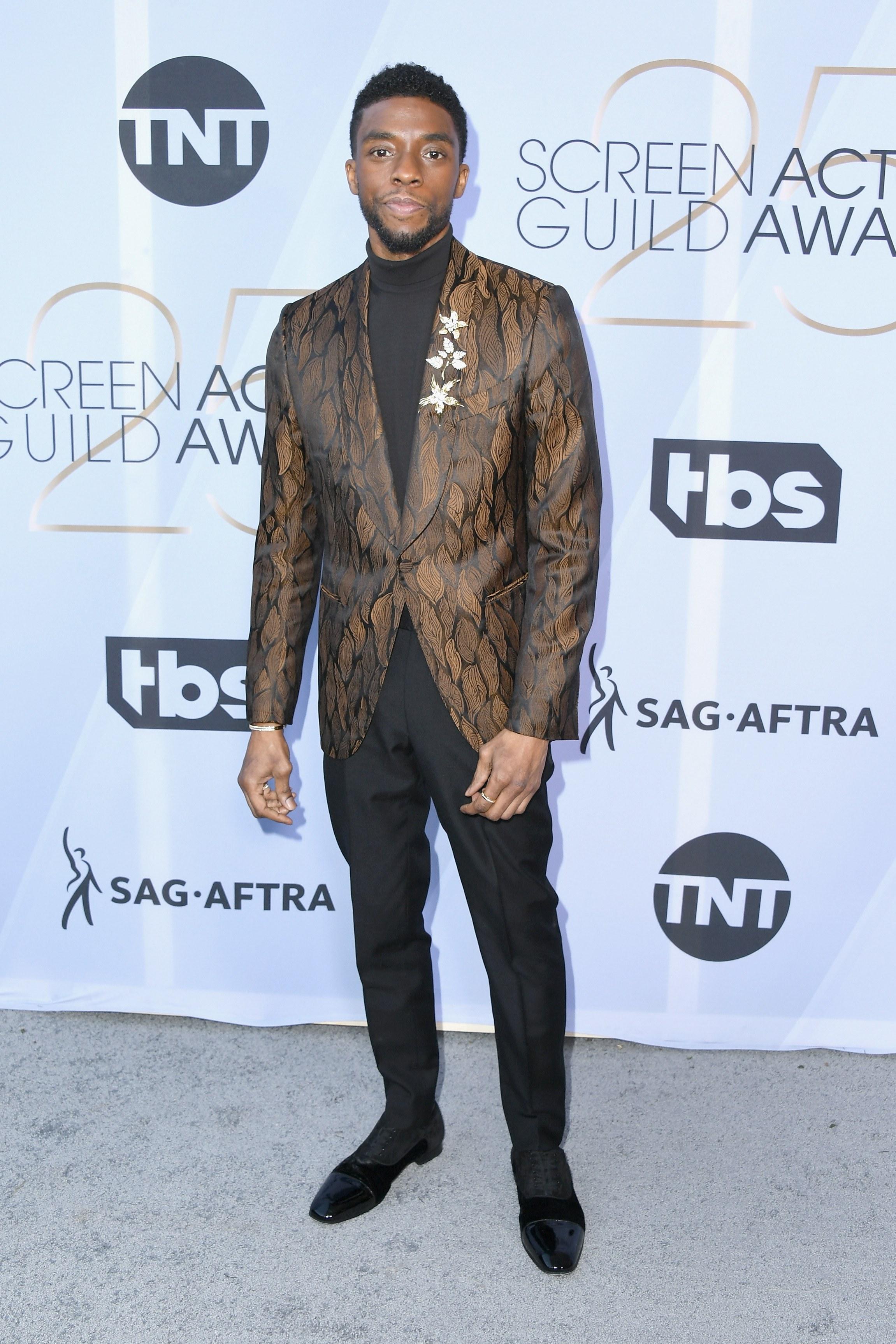 Chicadwick Boseman