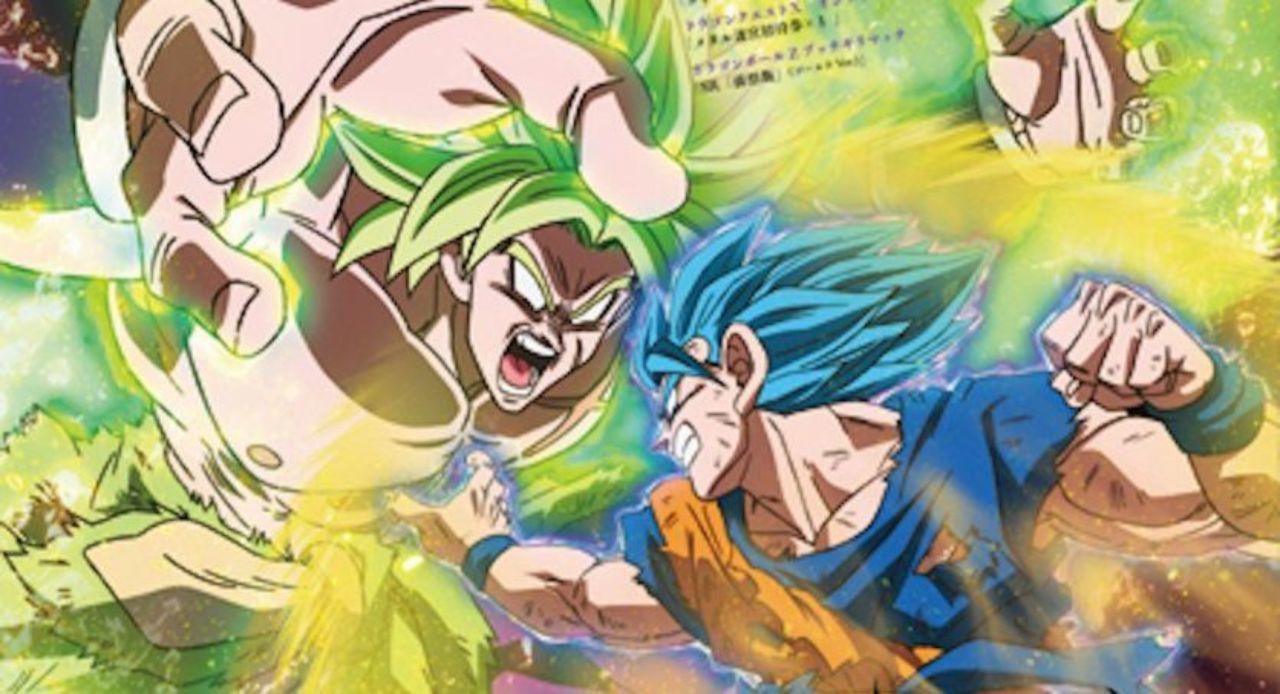 Review: Dragon Ball Super: Broly crushes expectations ...